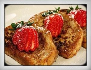 typisch russisch eten grenki ontbijt recept zoete makkelijke tosti