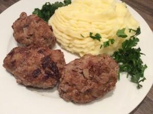 Russian food kotleti burgers recipe