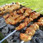Russian BBQ shashlik