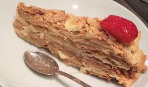 Russian Napoleon cake recipe vanilla slice