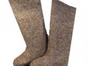 Valenki Russian felt boots